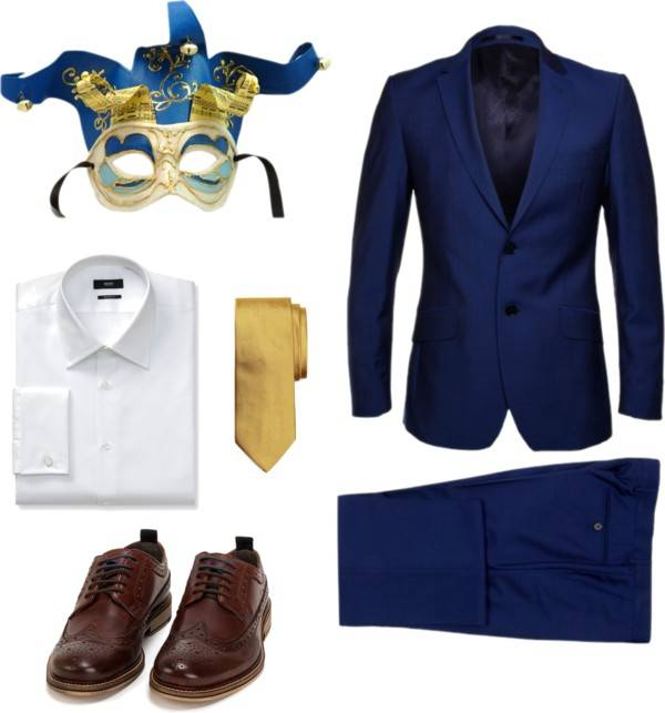 Polyvore - Singles Masquerade Outfit Ideas_3