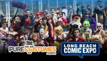 Win the Ultimate Cosplay Experience at the Long Beach Comic Expo