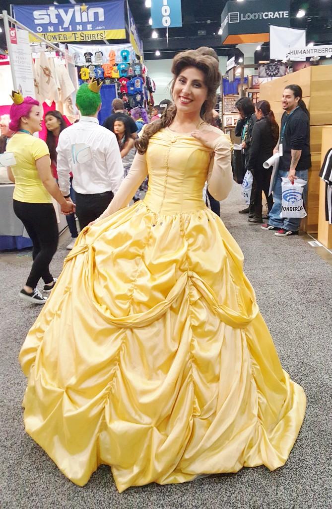 WonderCon 2016_Disney Belle