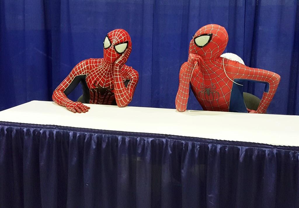 WonderCon 2016_Spider-Man