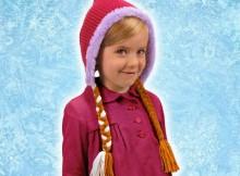 DisneyBound Anna
