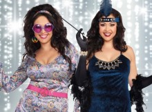 Plus Size Dreamgirl Costumes