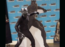 Black Panther Cosplay