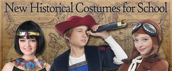 New Historical Costumes for School