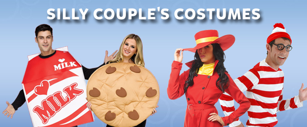Silly Couple's Costume Ideas for Halloween