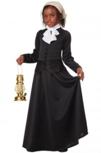Susan B. Anthony/Harriet Tubman Child Costume