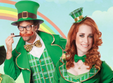 FUN COSTUME IDEAS FOR ST. PATRICK'S DAY