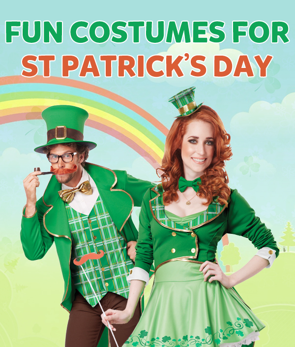 Fun costume ideas for st patrick 39 s day pure costumes blog for Fun blog ideas