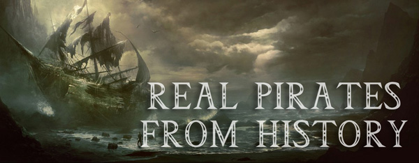 Real Pirates from History