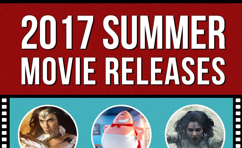 Summer 2017 Movie Releases