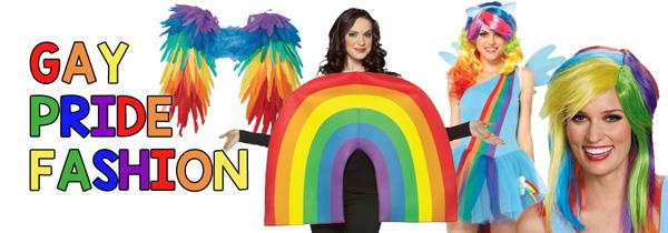 Gay Pride Fashion Parade LGBTQ