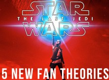 "5 New Fan Theories About ""The Last Jedi"""