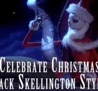 Celebrate Christmas Jack Skellington Style