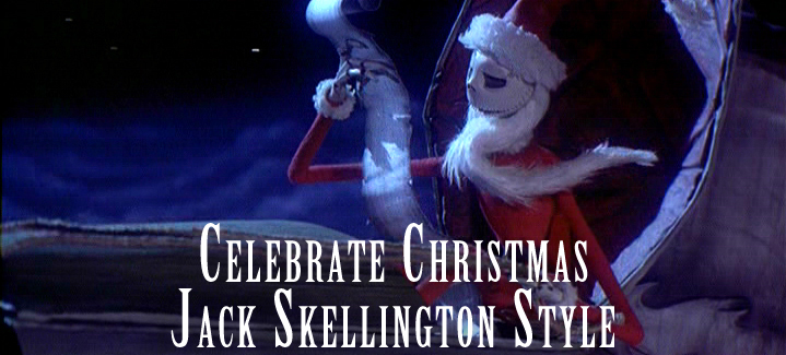 Jack Skellington Christmas.Celebrate Christmas Jack Skellington Style Pure Costumes Blog