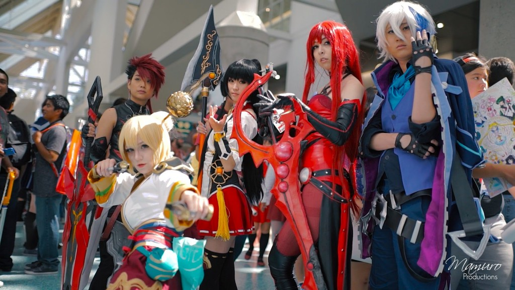 Your Guide to Con Season anime expo