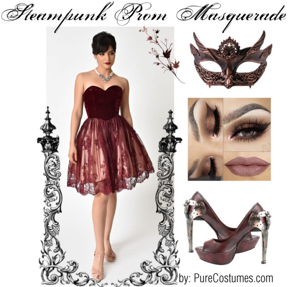 steampunk prom masquerade 2