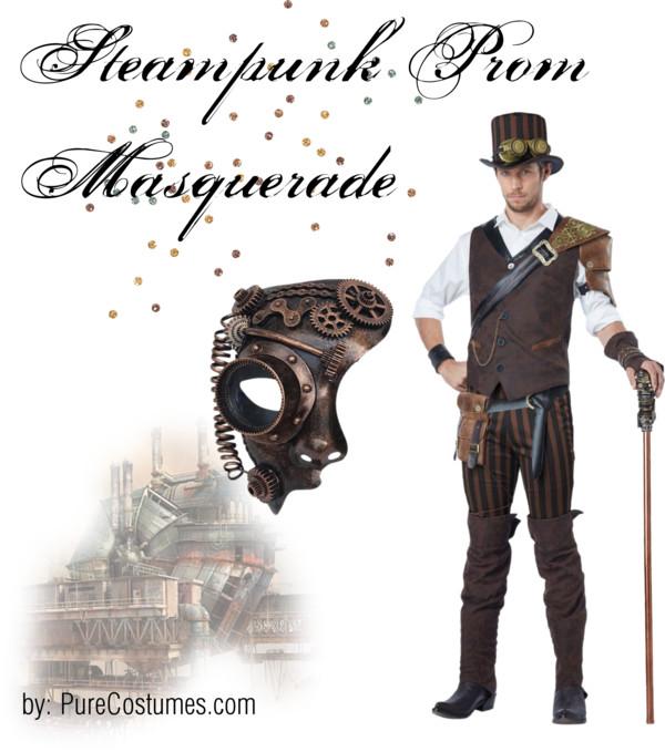 steampunk prom masquerade 3