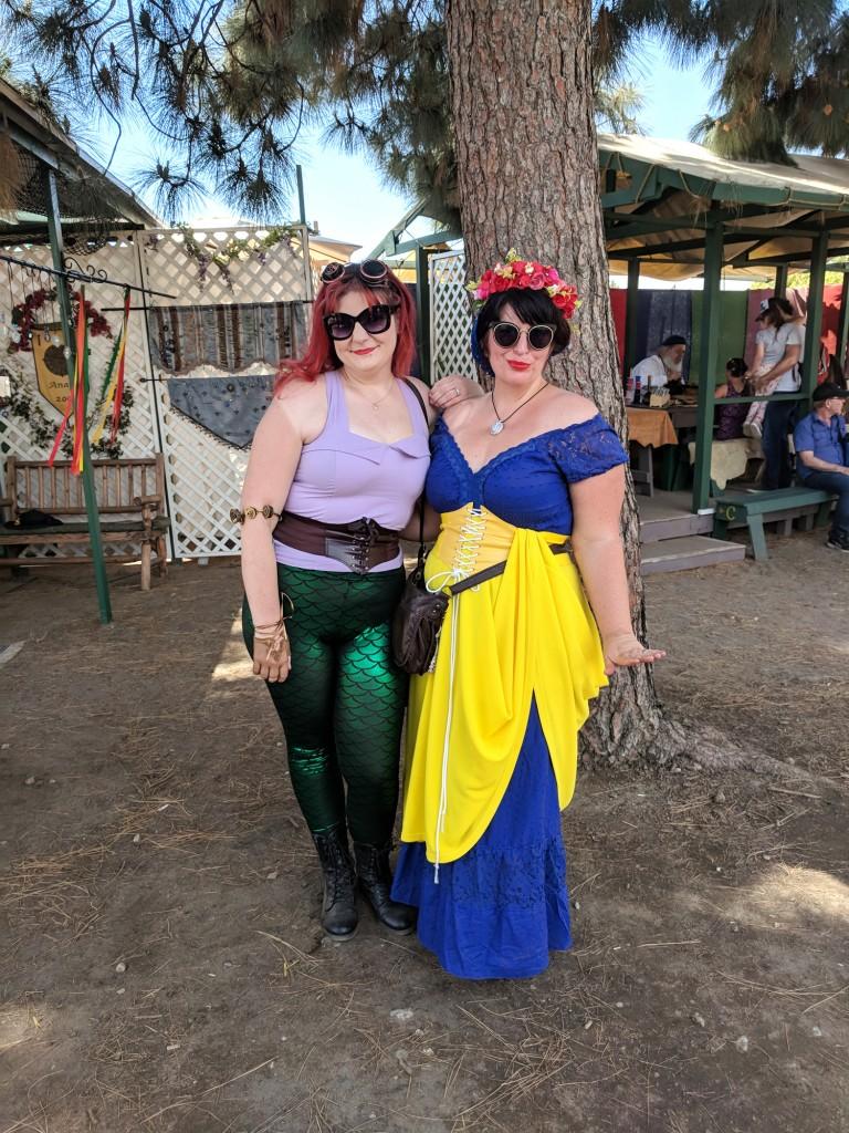 DIY Steampunk Mermaid