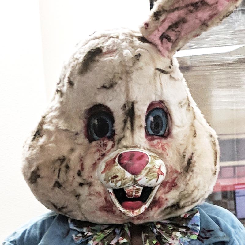 Horror Tutorials Zombie Easter Bunny easter-bunny-closeup