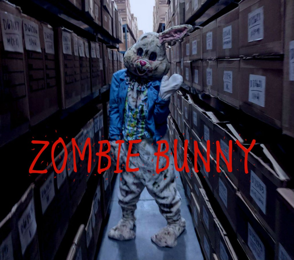 Horror Tutorials Zombie Easter Bunny zombie warehouse bunny 2