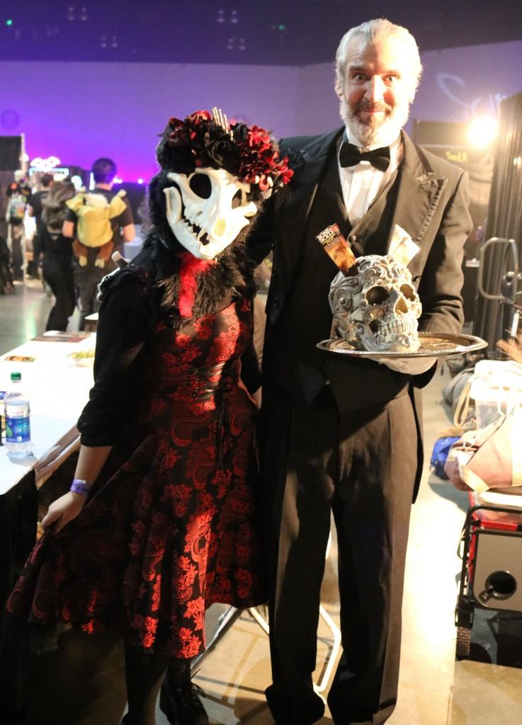 ScareLA 2018 scary costumes