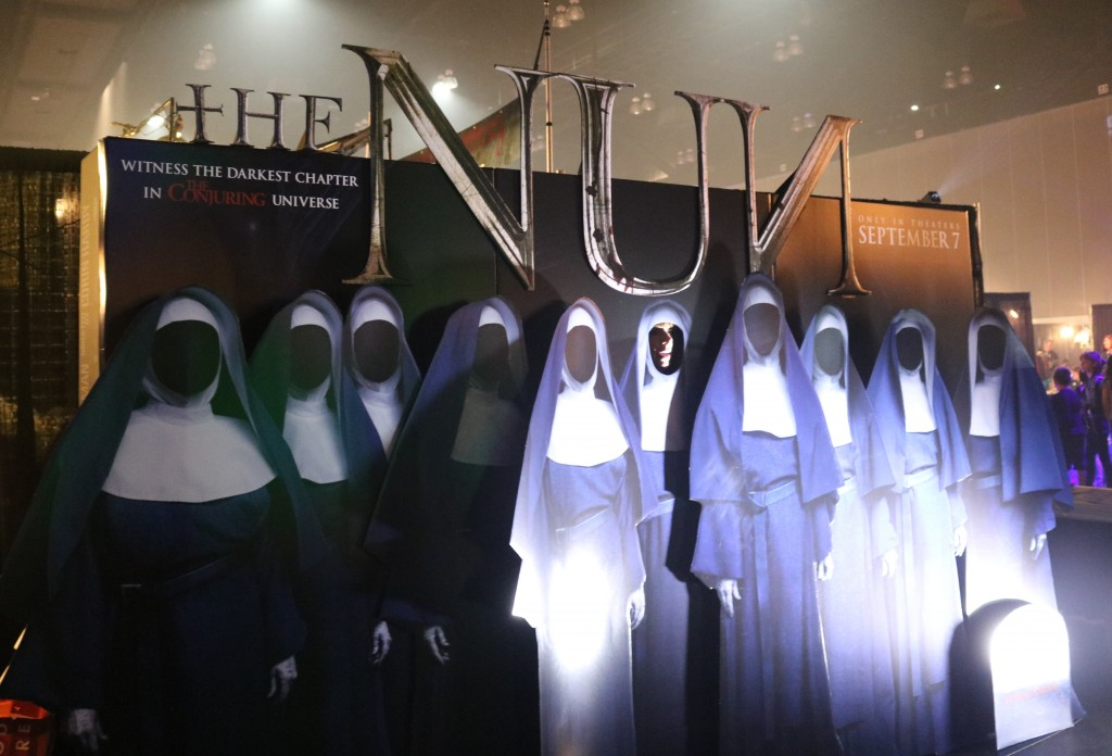 ScareLA 2018 The Nun