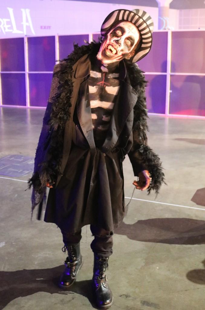 ScareLA 2018 scary costume