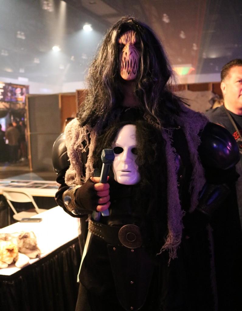 ScareLA 2018 horror costumes