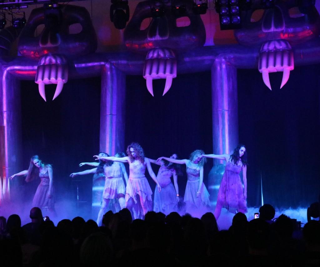 ScareLA 2018 recap Zombie Ballet