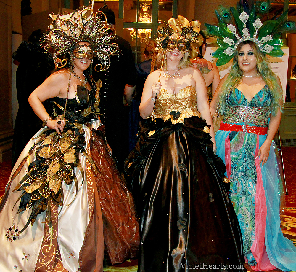 Labyrinth Masquerade Ball Outfit Ideas