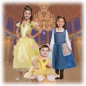 belle-costumes Children's Costume Ideas Disney Princesses