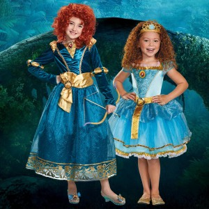 brave-merida-costumes Children's Costume Ideas Disney Princesses