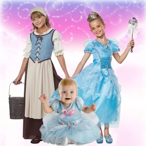 cinderella-costumes Children's Costume Ideas Disney Princesses