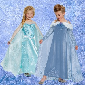 frozen-elsa-costumes Children's Costume Ideas Disney Princesses