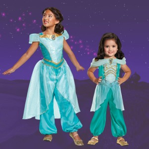 jasmine-costumes Children's Costume Ideas Disney Princesses