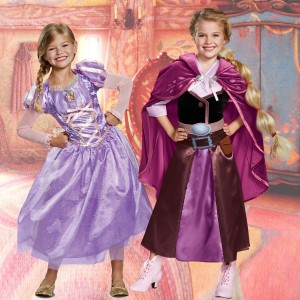 rapunzel-tangled-costumes Children's Costume Ideas Disney Princesses
