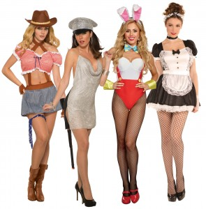 sexy costumes and feminism