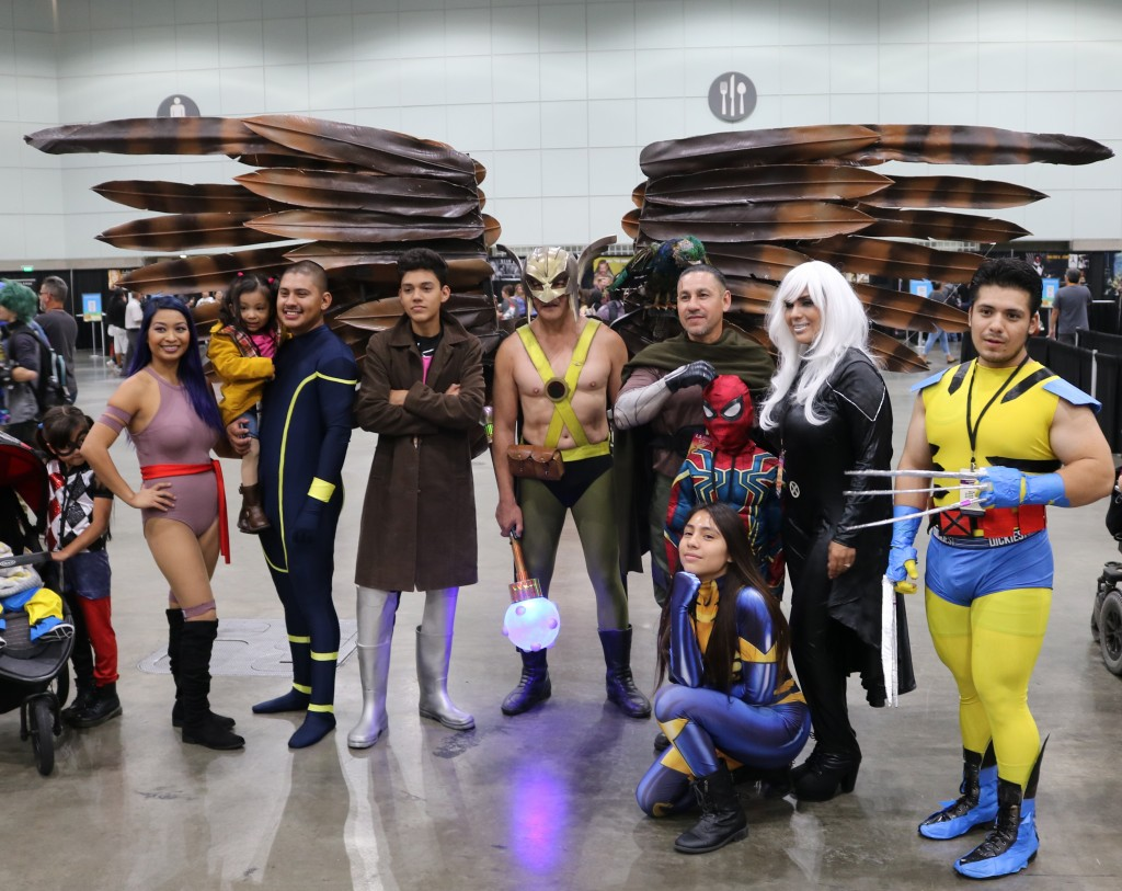 Los Angeles Comic Con 2018 Cosplay Recap IMG_0755