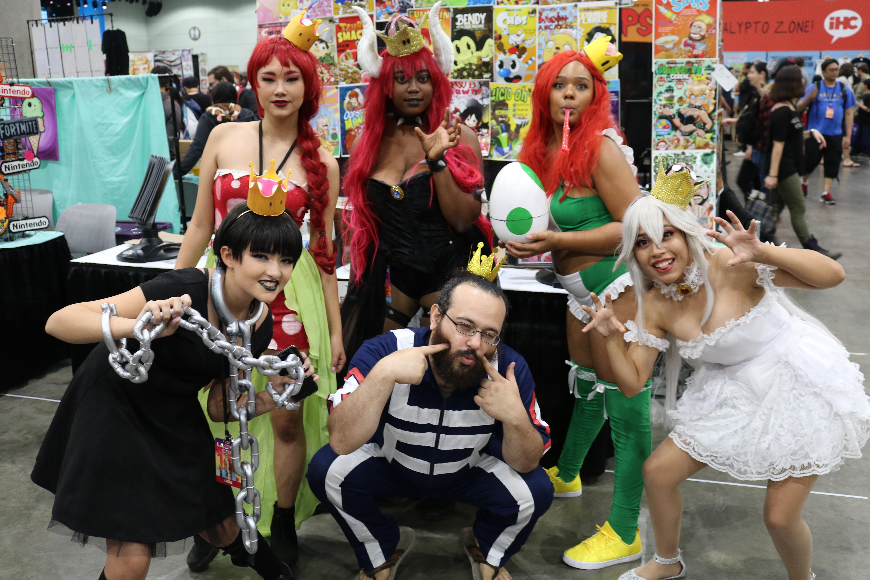 Los Angeles Comic Con 2018 Cosplay Recap Pure Costumes Blog