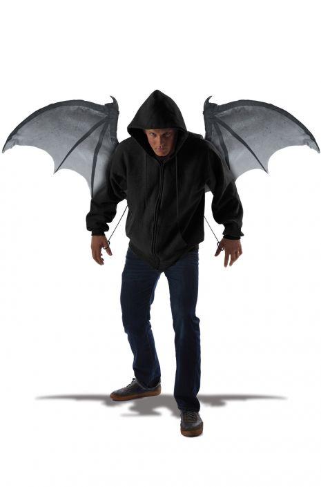 Inexpensive Cheap DIY Custom Dragon Wings