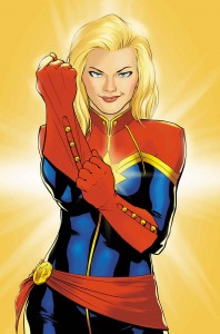 A Guide to the Most Notable Captain Marvels carol danvers