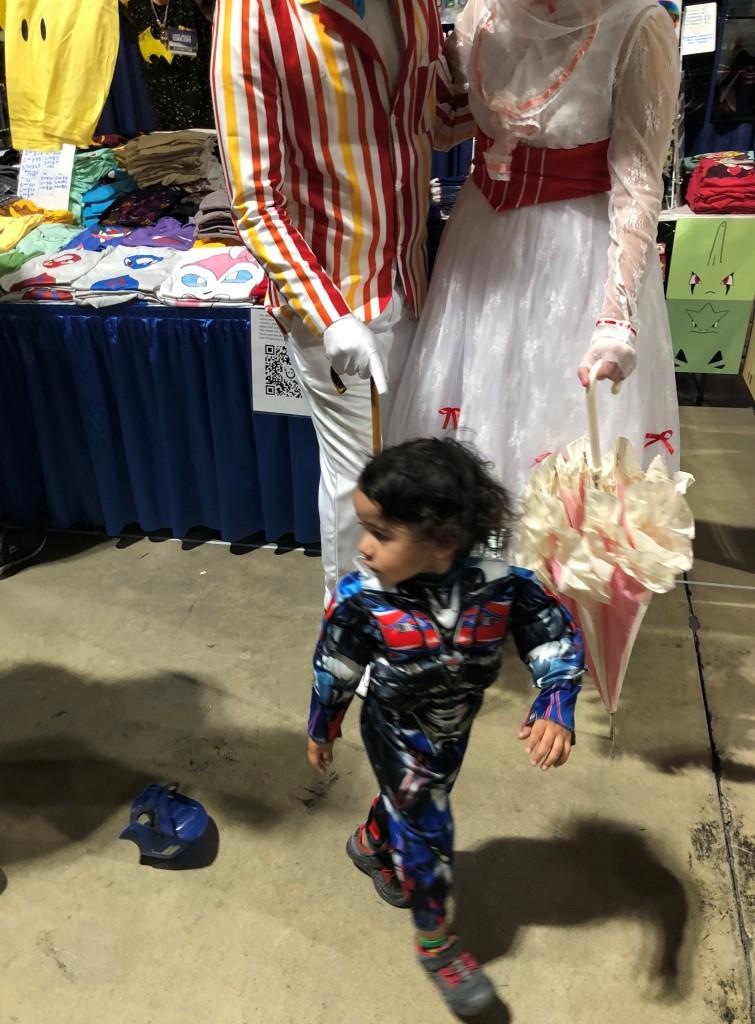 Long Beach Comic Expo 2019 Cosplay Recap Optimus Prime