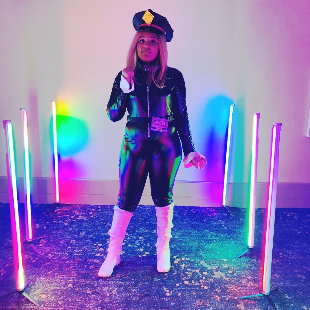 Long Beach Comic Expo 2019 Cosplay Recap Camie Utusushimi from My Hero Academia
