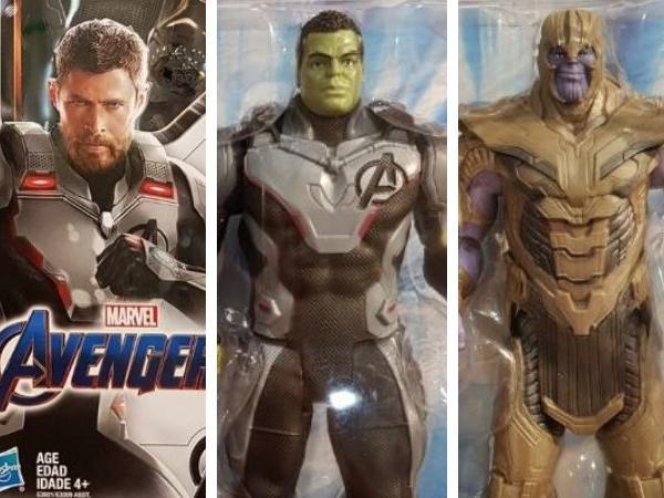 Popular Cosplays for 2019's Con Season Avengers Endgame