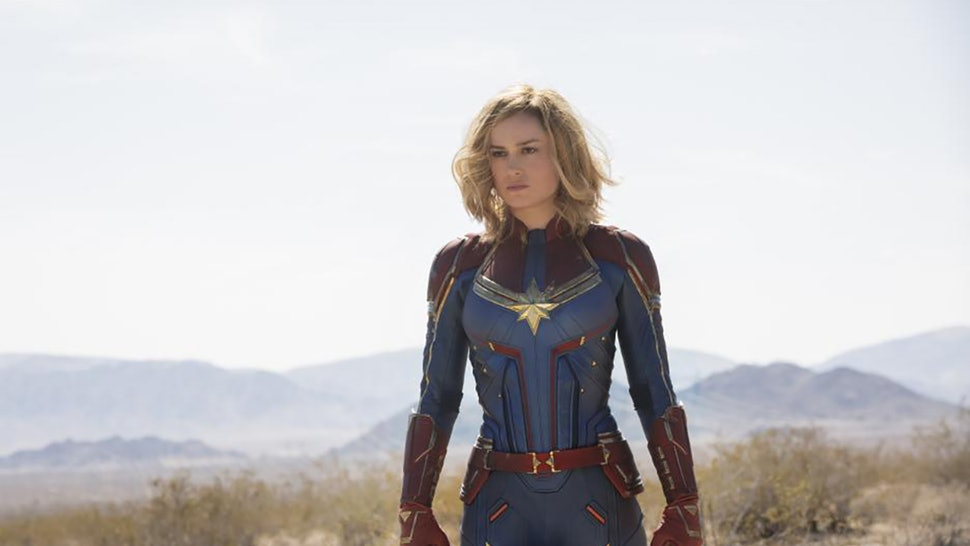 Popular Cosplays for 2019's Con Season captain marvel
