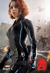Avengers Suits Changes black widow costume