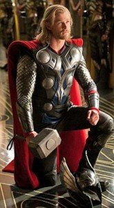 Avengers Suits Changes thor costume