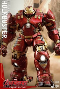 Avengers Suits Changes hulkbuster iron man