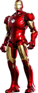 Avengers Suits Changes marck 3 iron man