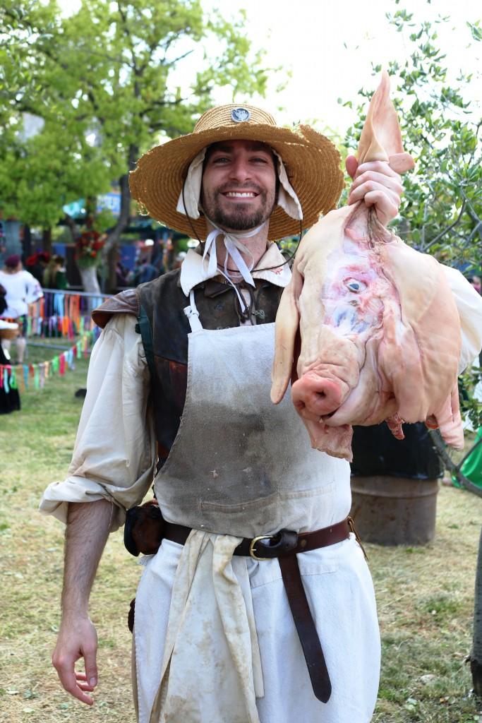 Original Renaissance Pleasure Faire Opening Day